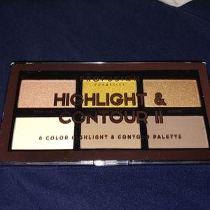Profusion highlight & contour II makeup beauty NEW